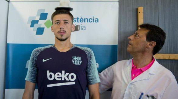 Clément Lenglet – újabb francia a Barça fedélzetén