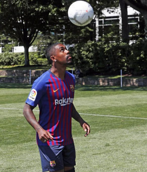 """Malcom: """"Remélem, mindenkit boldoggá teszek majd a Barcelonában"""""""