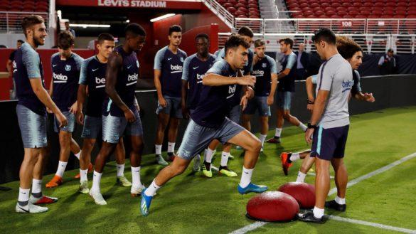 """Valverde: """"Vidal olyan játékos, aki energiát fog adni a középpályának"""""""