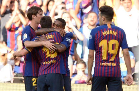 """Malcom: """"Messi a legjobb játékos a világon"""""""
