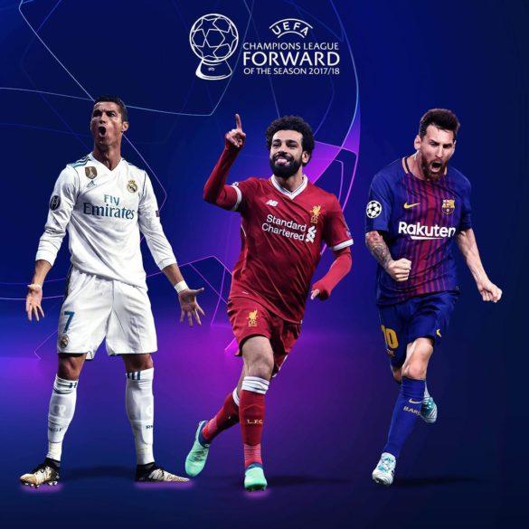 Egyedül Messi jelölt az UEFA díjátadóján