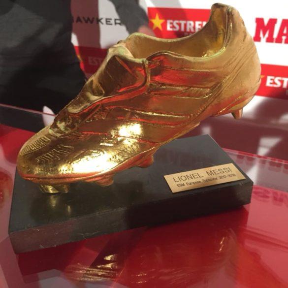 """Messi"""" Az egyetlen álmom mindig is az volt, hogy egy legyek a futballisták közül"""""""