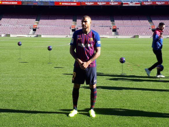 """Boateng: """"Hatalmas megtiszteltetés Leóval és Luisszal együtt játszani"""""""