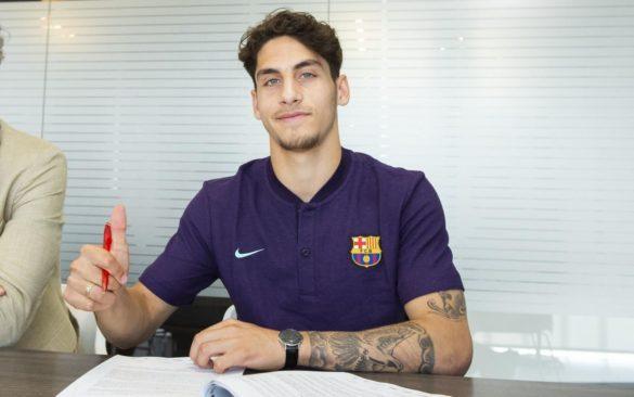 HIVATALOS: Ludovit Reis a Barcelona játékosa!