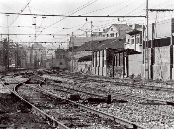 Barcelona, Víla Olímpica-negyed átalakulása 1987-1992 – I.