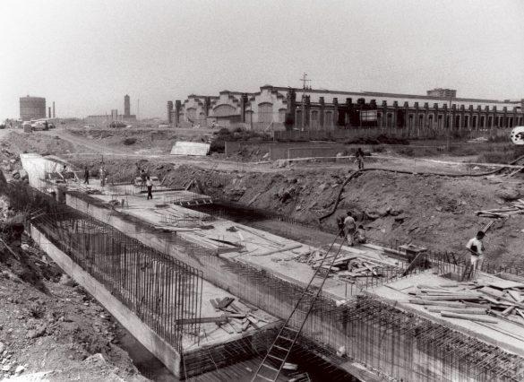 Barcelona, Víla Olímpica-negyed átalakulása 1987-1992 – II.