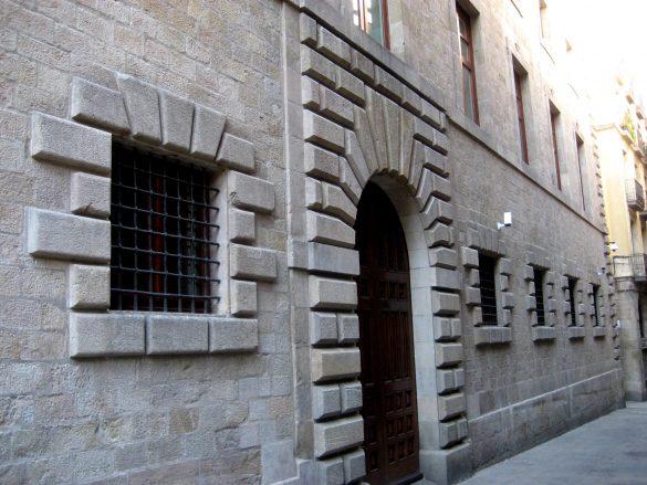 Palau Generalitat – ahol eldől Katalónia sorsa